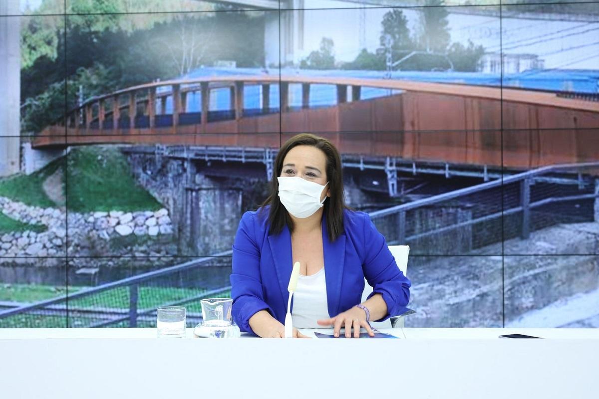 La diputada Rafaela Romero. Foto: Diputación