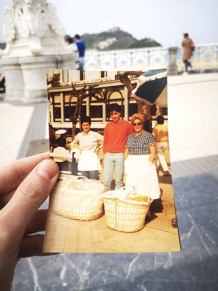 barquillo concha nostalgia 768x1024 - Barquillos con sabor a nostalgia en La Concha