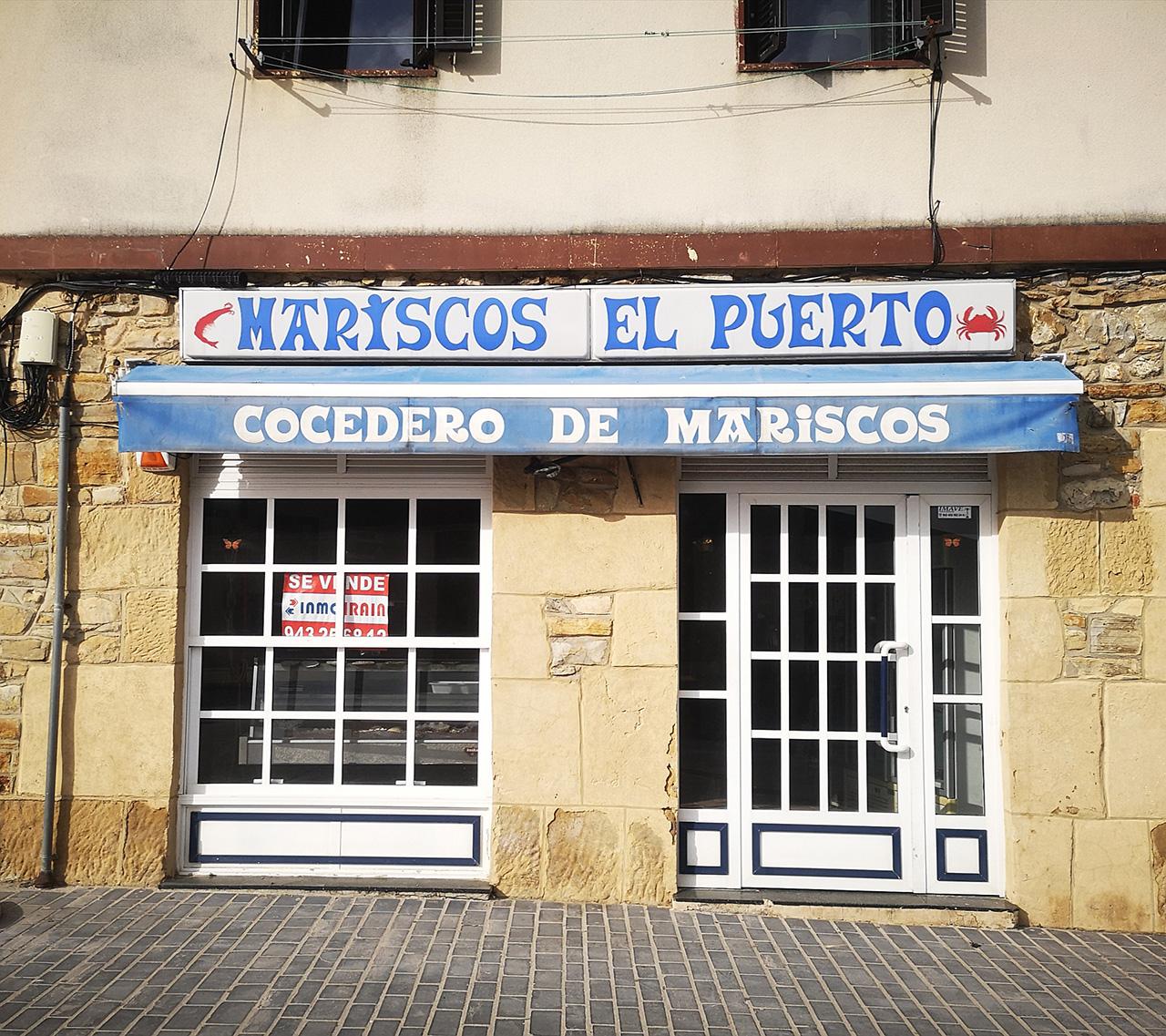 Mariscos El Puerto