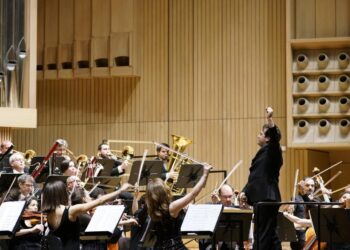 Euskadiko Orkestra Austria eta Alemaniako biran, duela urte batzuk. Argazkia: Euskadiko Orkestra