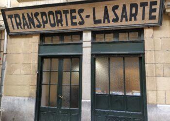 Transportes Lasarte. Foto: Áncora