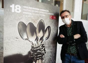 Josemi Beltrán, director del encuentro. Foto: Santiago Farizano