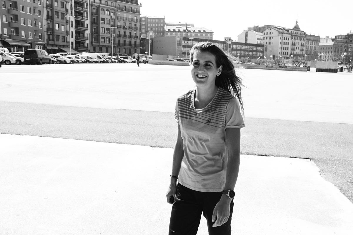 """DSCF8831 - Sara Alonso: """"Clasificarme para el Europeo sería brutal"""""""
