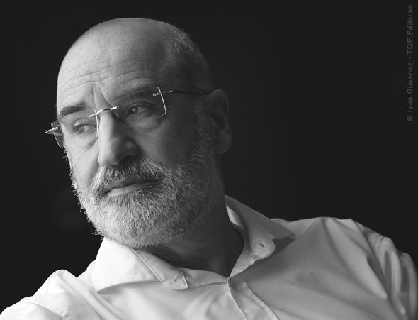 Fernando Aramburu. Foto: Tusquets Editores