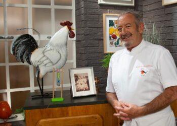 Karlos Arguiñano. Foto: hogarmania.com