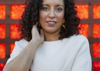 Najat El Hachmi, ganadora del Premio Nadal 2021. ©Xavier Torres-Bacchetta / HBO