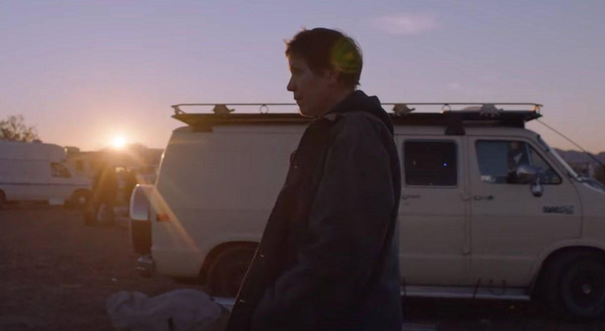 Nomadland 2 - 'Nomadland', cine impregnado de amarga realidad