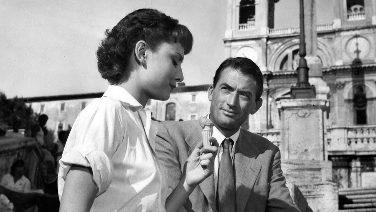 audrey vacaciones en roma - Audrey Hepburn, esa 'cara con ángel' que cumpliría 92 años y sigue encantando