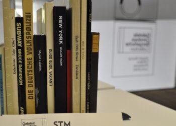 Los nuevos libros, ya en San Telmo Museoa. Foto: San Telmo Museoa