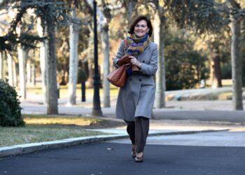 Carmen Calvo. Imagen: web de La Moncloa