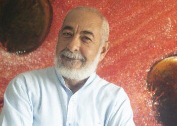 Padura. Foto: Raúl Prado