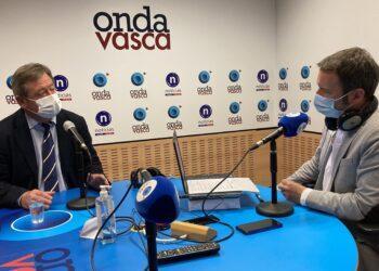Bingen Zupiria. Foto: Gobierno vasco