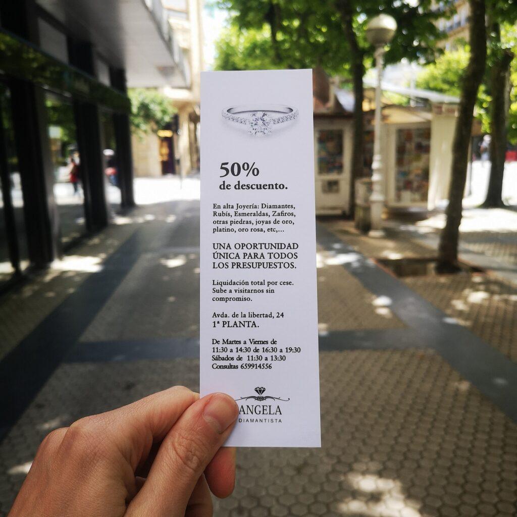 avenida diamantes 1024x1024 - La Avenida de la Libertad de Donostia, en venta