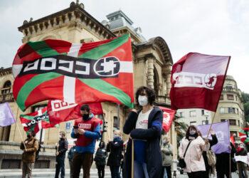 Fotos de las manifestaciones: Santiago Farizano