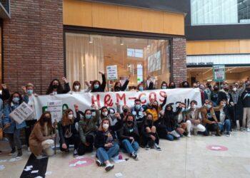 Imagen de una protesta. Foto: ELA