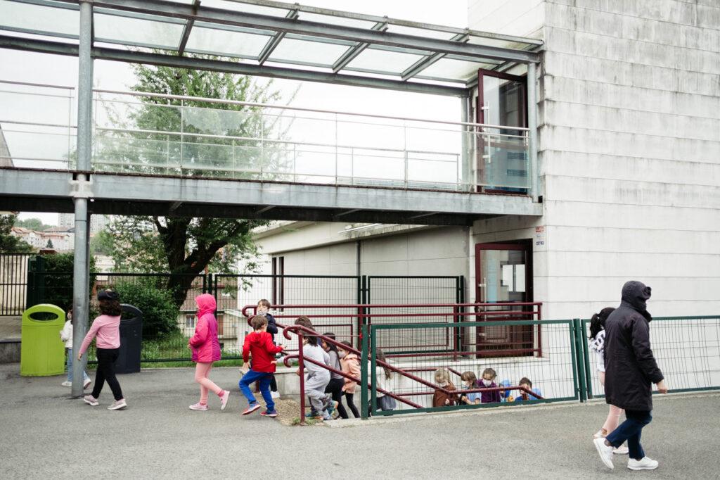 trintxerpe Karmengo Ama 1024x682 - Así funciona un colegio de Trintxerpe con más de 30 nacionalidades