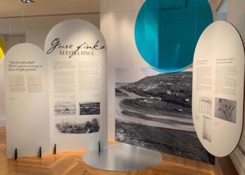 Exposición en Cristina Enea. Foto: Cristina Enea Fundazioa