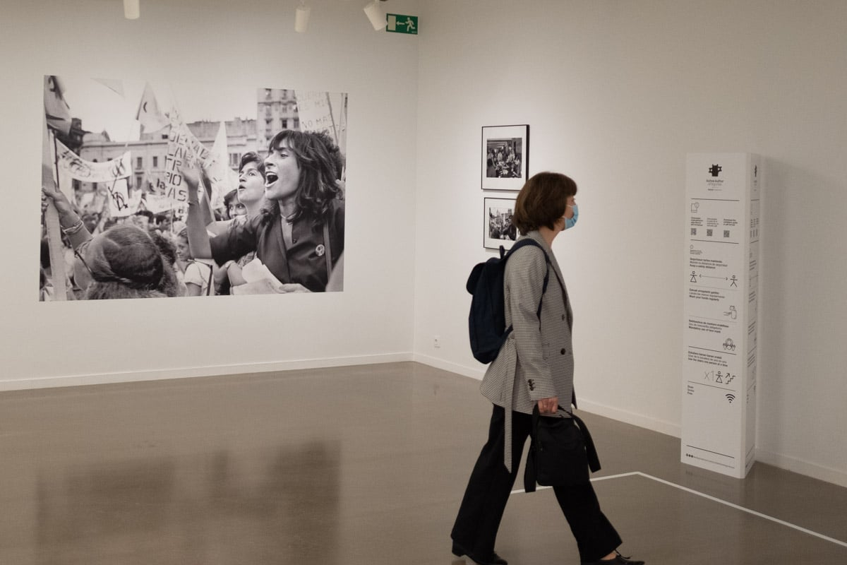 DSCF5179 - Kutxa Kultur Artegunea se asoma a través de 8 argentinas a la fotografía latinoamericana