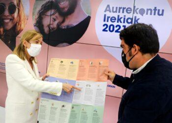 Presentación de la segunda fase de Presupuestos abiertos. Foto: Diputación