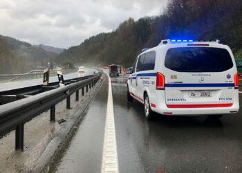 Usurbil accidente 350x250 - Donostitik.com / Periódico digital de Donostia