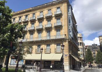 Villa Katalina, que abrirá próximamente sus puertas en Donostia. Foto: Intur