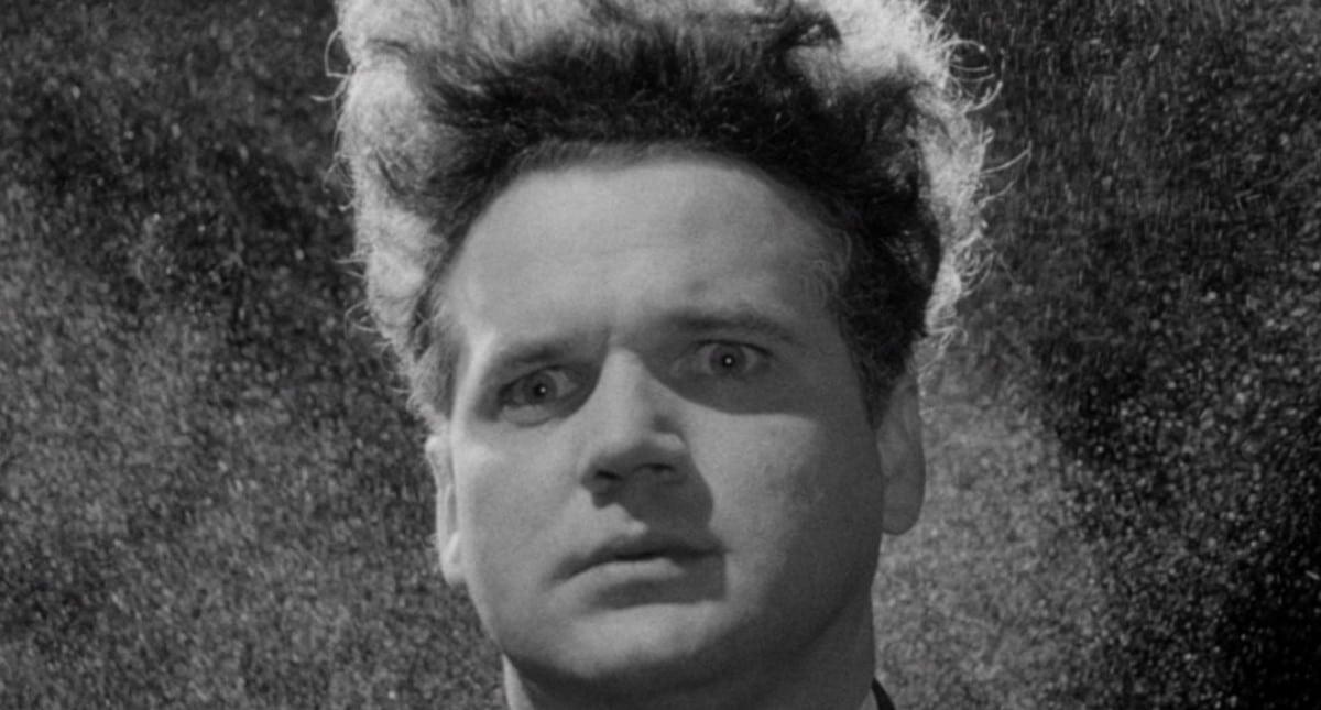 cabeza borradora - David Lynch, el 'rarito' más cautivador del cine