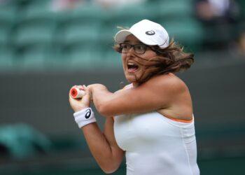 Ane Mintegi. Foto: Wimbledon (página web)