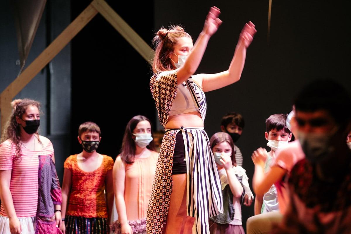 DSCF4026 - Quincena Musical llama a entrar en 'Hirira', la ciudad infantil soñada