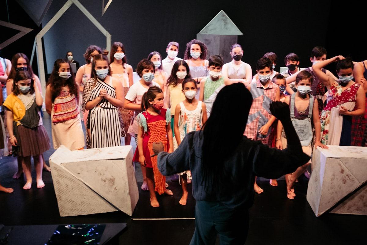 DSCF4039 - Quincena Musical llama a entrar en 'Hirira', la ciudad infantil soñada