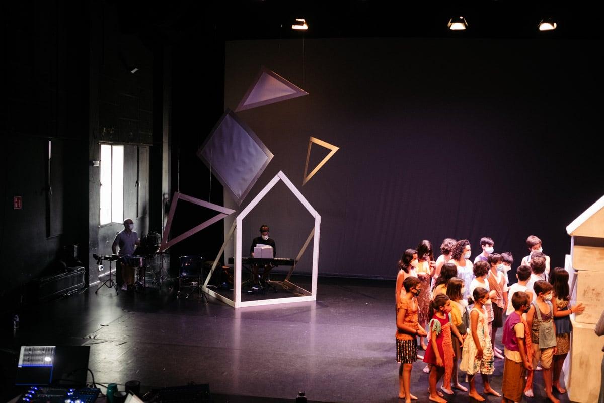 DSCF4100 - Quincena Musical llama a entrar en 'Hirira', la ciudad infantil soñada