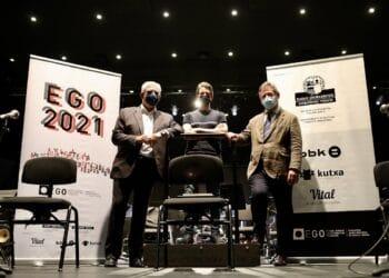 Presentación de la temporada de la EGO. Foto: Joven Orquesta de Euskal Herria