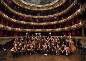 Joven Orquesta de Euskal Herria. Foto: EGO