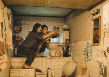 'Parásitos', uno de los éxitos cinematográficos del año pasado.