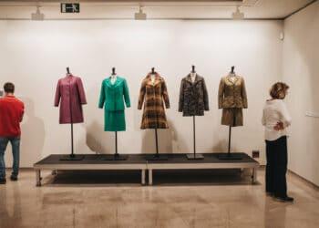 Exposición de moda Paseo de Francia, nº2. Pedro Rodríguez. Foto: Santiago Farizano