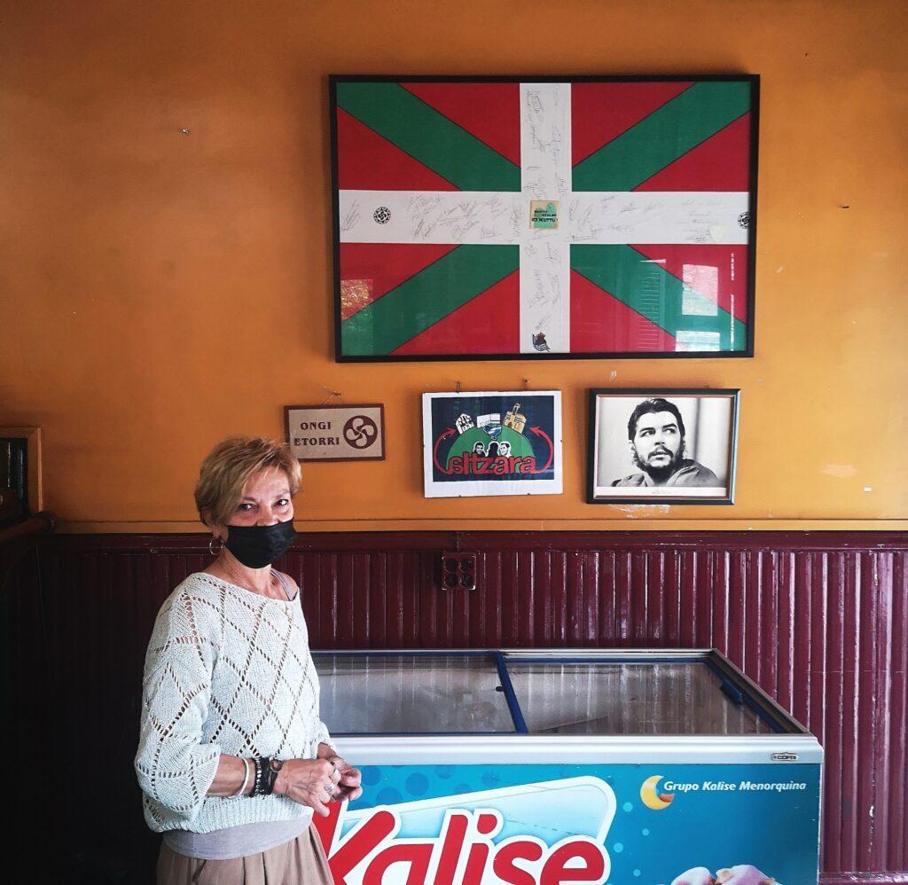 bar el nido herrera 1024x998 - El Che Guevara revive en el bar El Nido de Herrera