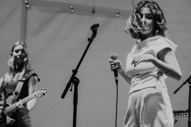Sara Azurza, que estará en Kutxa Kultur Gauak este sábado. Foto: Santiago Farizano