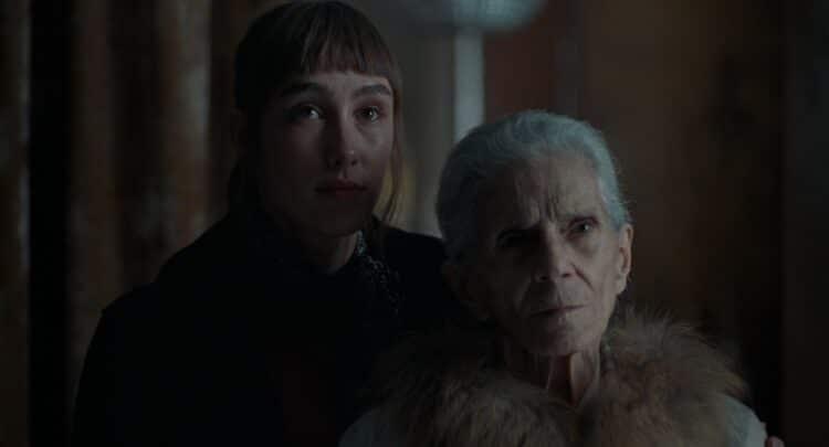 'La abuela', de Paco Plaza, competirá en la sección oficial del Zinemaldi. Foto: Festival de San Sebastián