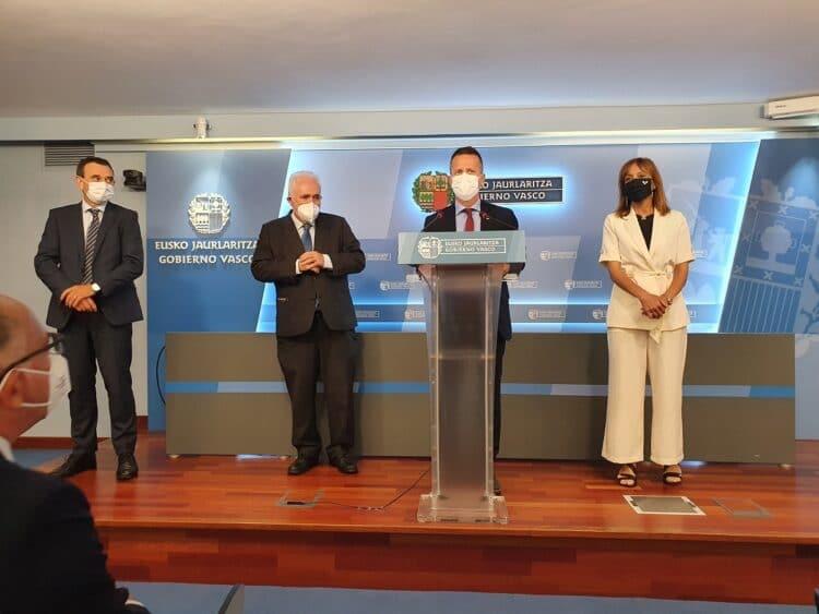 Bildarratz hoy en Donostia. Foto: Gobierno vasco