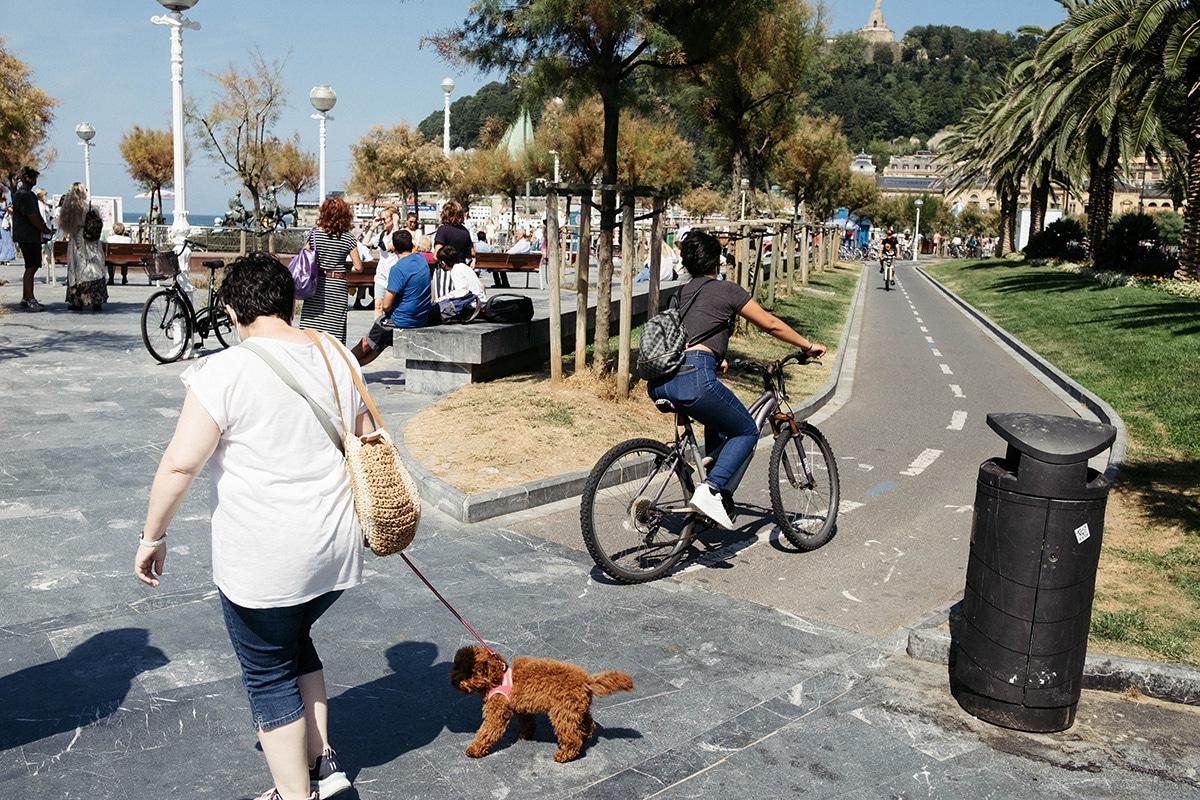 DSCF0674 - Las calles Zubieta y San Martín cambiarán de sentido en un año
