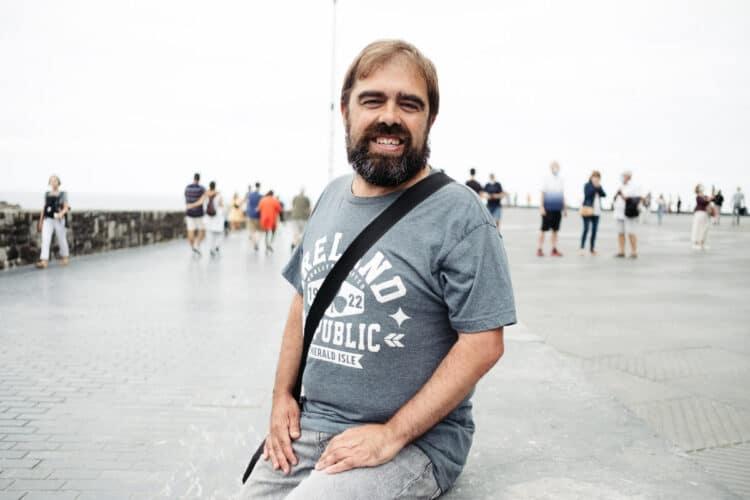 Aitor Nabarro. Foto: Santiago Farizano