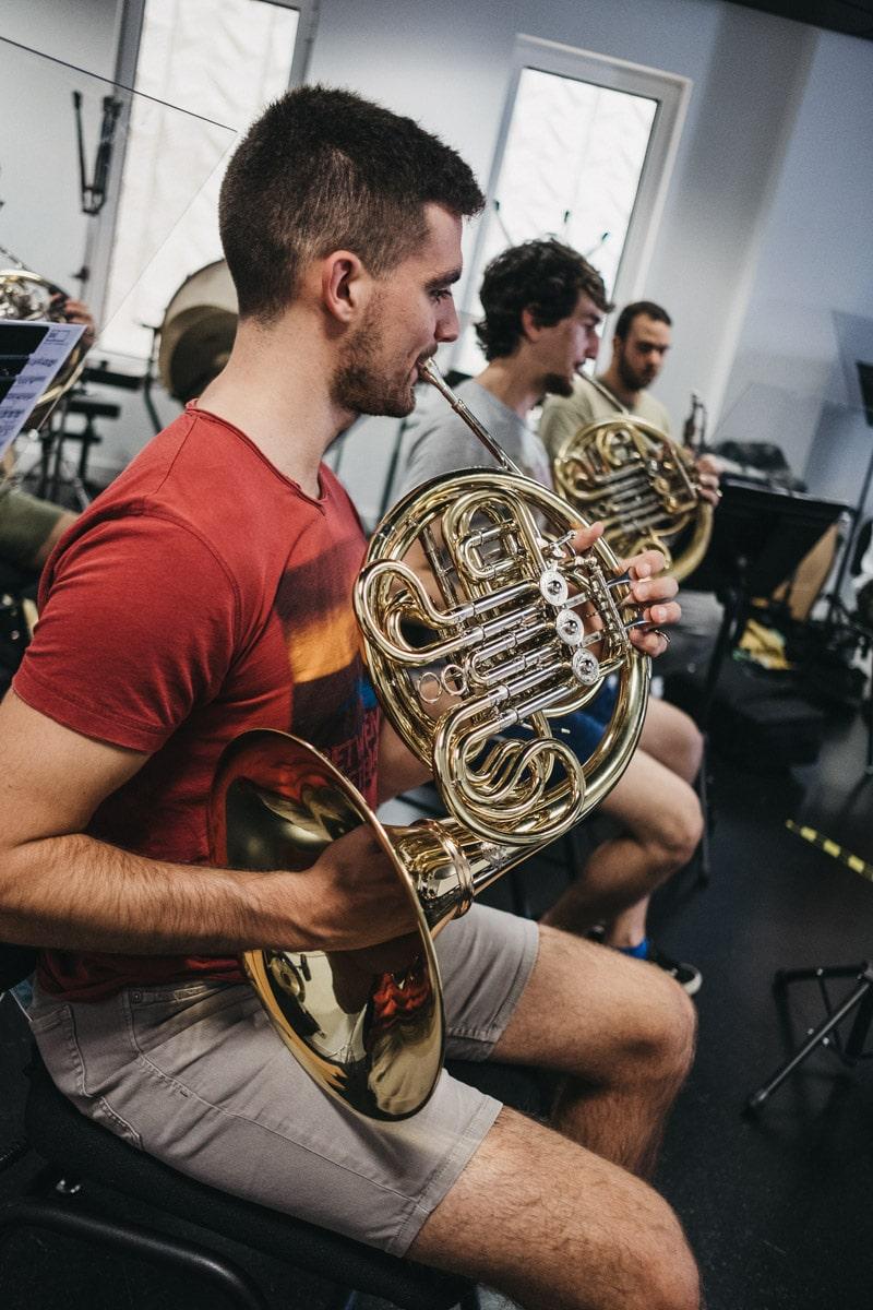 """DSCF5419 - """"Vamos a tocar con Gustavo Gimeno y Julian Rachlin. Eso resume el nivel de la EGO"""""""