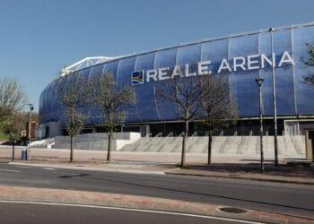 Reale Arena. Foto: Santiago Farizano