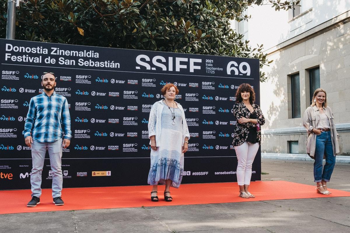 DSCF9053 - El Festival de San Sebastián ofrecerá 17 producciones vascas