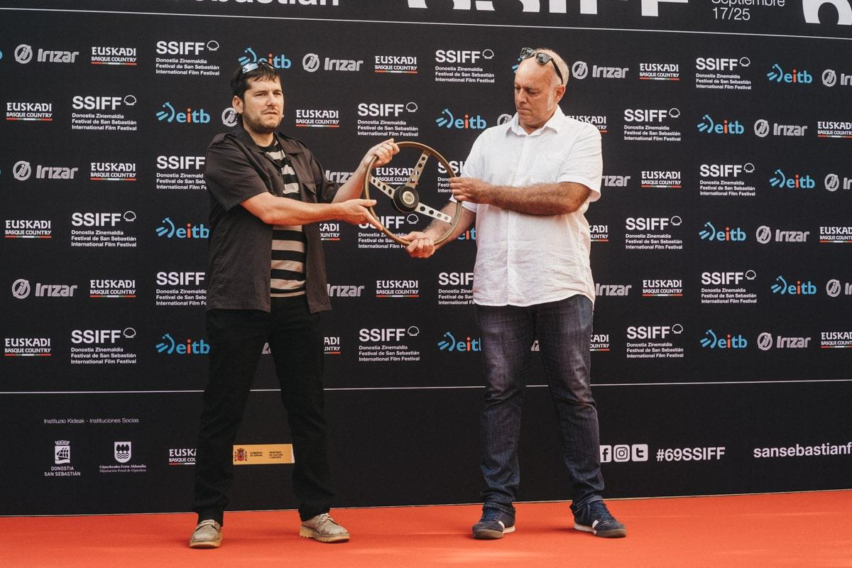 DSCF9071 - El Festival de San Sebastián ofrecerá 17 producciones vascas