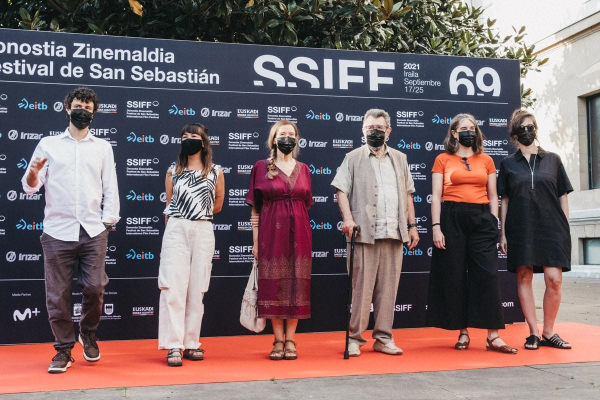 DSCF9082 - El Festival de San Sebastián ofrecerá 17 producciones vascas