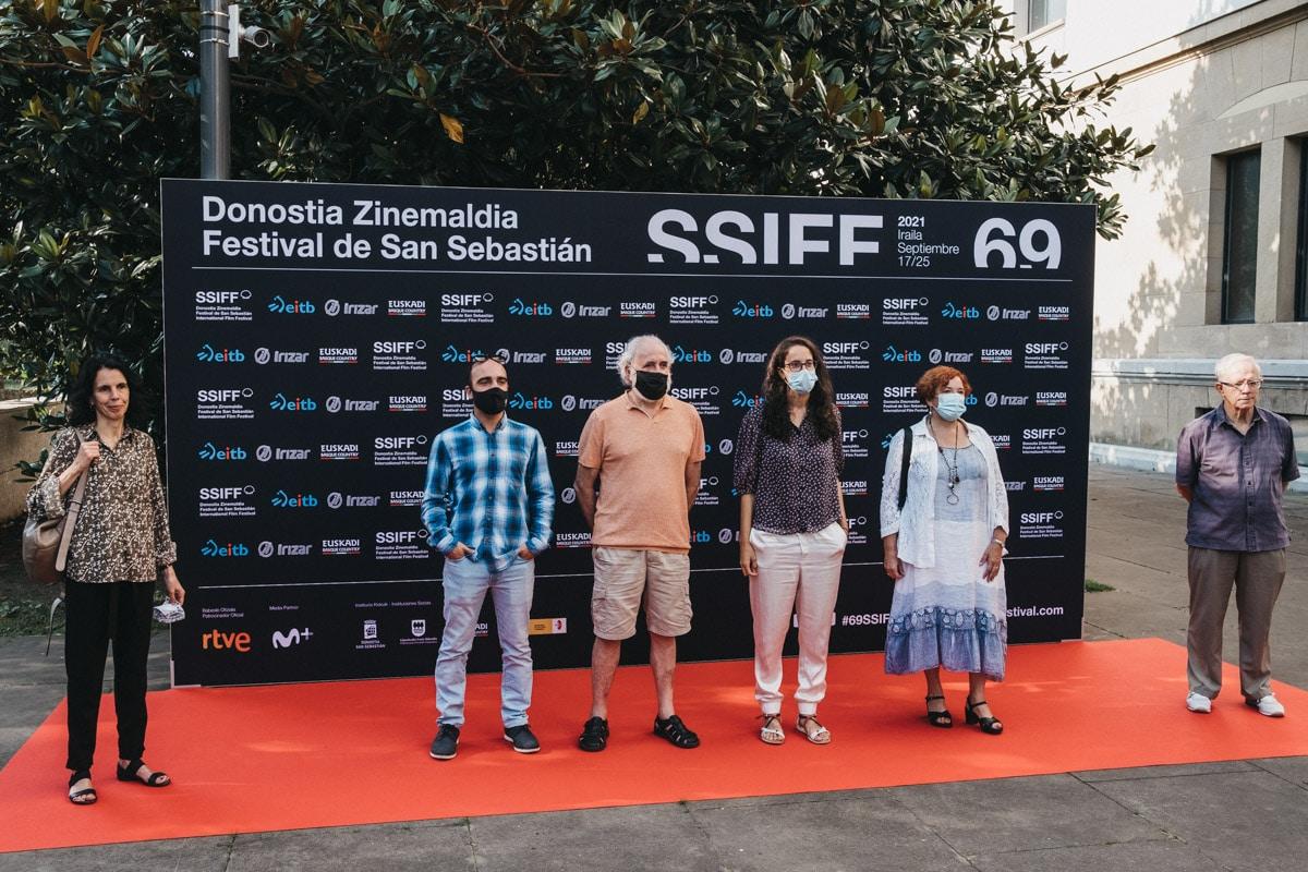 DSCF9097 - El Festival de San Sebastián ofrecerá 17 producciones vascas