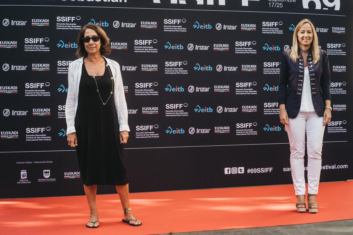 DSCF9150 - El Festival de San Sebastián ofrecerá 17 producciones vascas