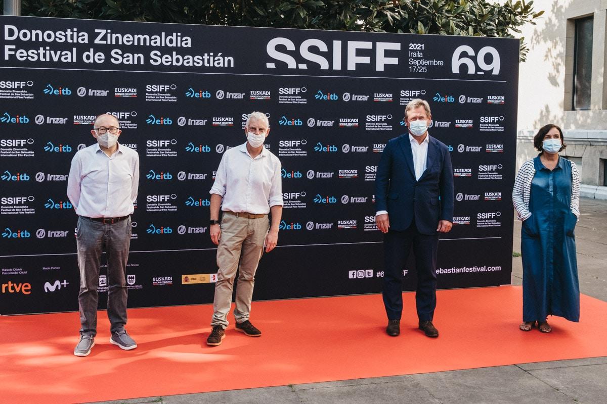 DSCF9200 - El Festival de San Sebastián ofrecerá 17 producciones vascas