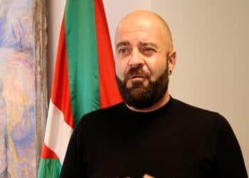 Xabier Legarreta, director de Migración y Asilo. Foto: Gobierno vasco