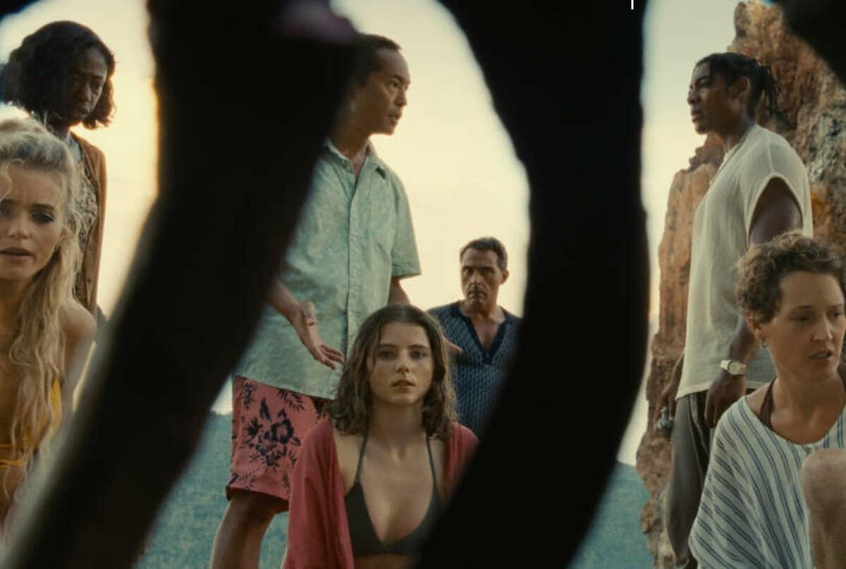 Tiempo 1 - ¿Perdemos el 'Tiempo' viendo las películas de M. Night Shyamalan?